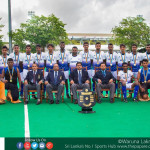 Defence Services Hockey Tournament 2016 - Finals