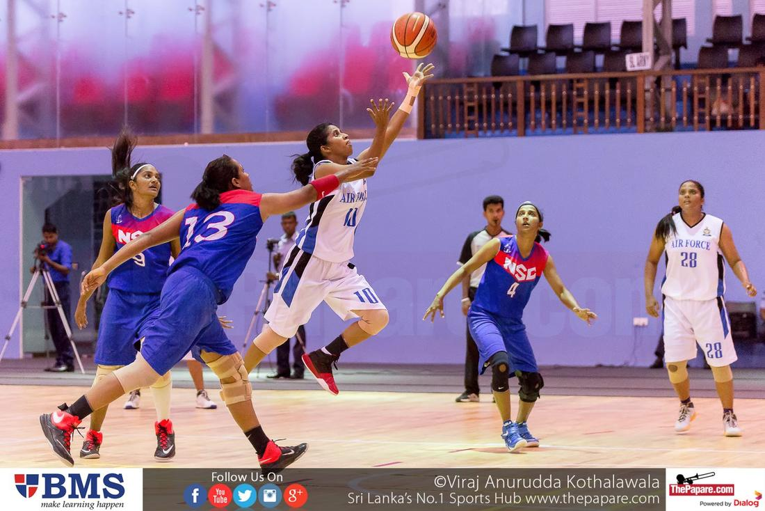 Sri Lanka Navy (Women) v Sri Lanka Air Force (Women)