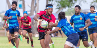 University of Kelaniya Vs. University of Peradeniya - SLUG Rugby