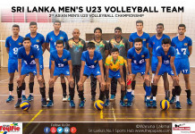 Under 23 National Volleyball Team