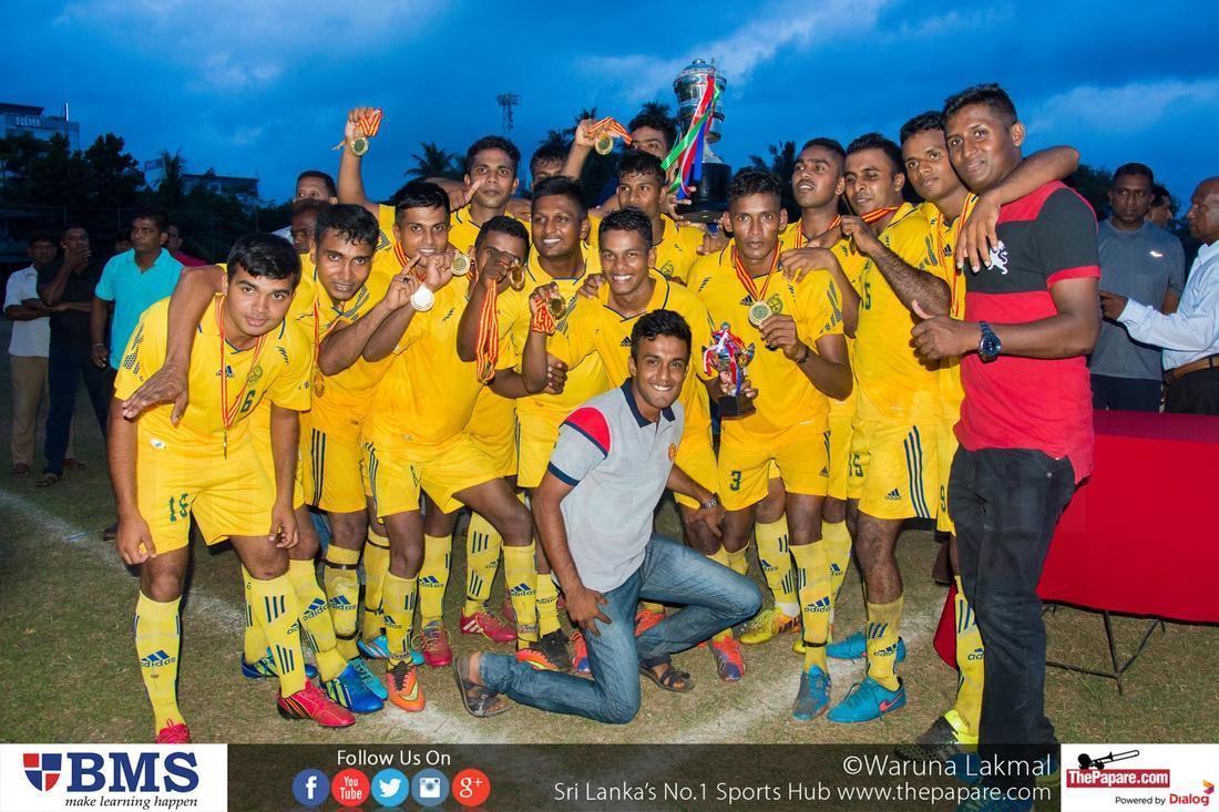 Kelaniya Football League 2016 - Finals