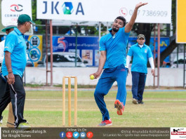 Photos: Sri Lanka Media vs India Media