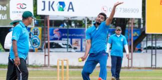 Photos: Sri Lanka Media vs India Media