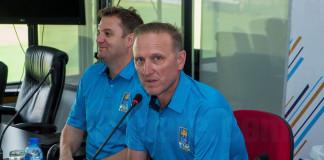 Allan Donald Press Conference