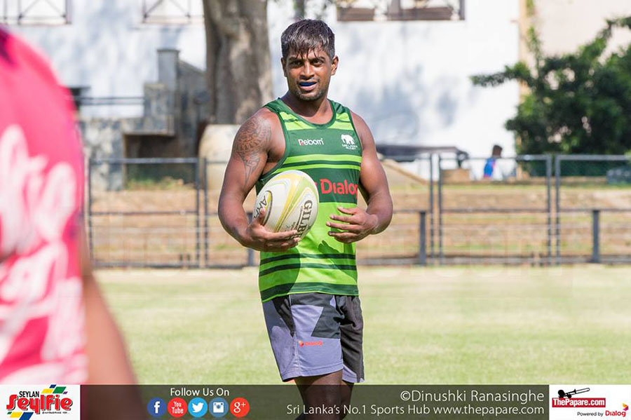 Roshan Weerarathne to lead the Tuskers in Malaysia