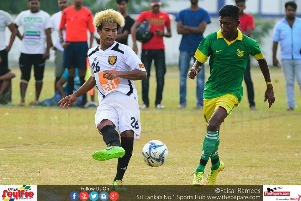 Colombo FC vs Pelicans SC