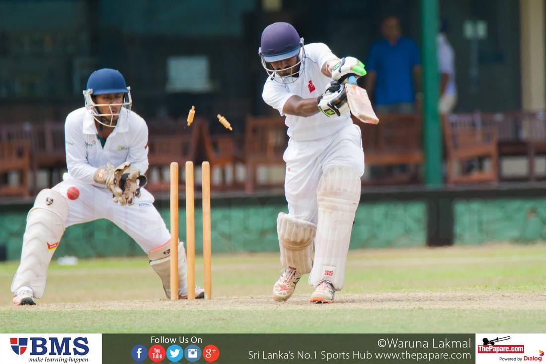 LB Finance vs Hayleys - Mercantile Cricket Tournament