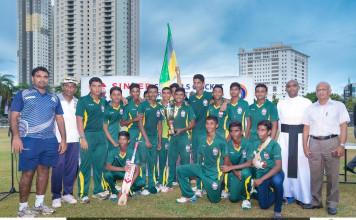 Sebastian's College crowned U17 Cricket Champions