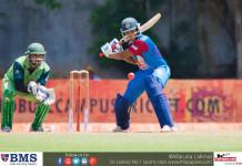 BMS (SL) vs UOCP (PAK)- Red Bull Campus Cricket 2016 World Finals