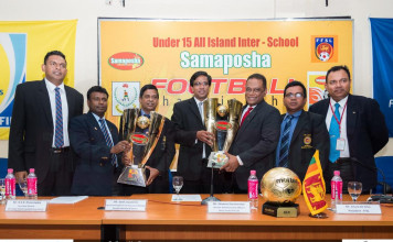Samapsoha U15 Inter School Football Championship 2016 - Press Con