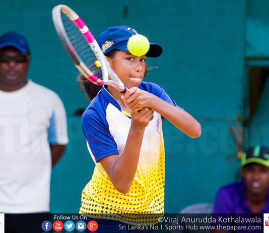 Inter School Tennis