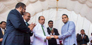 Minister Donates 5.1mn to Isipathana Rugby