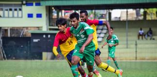 Gelioya FC v Young Marians FC - Premier League Div II 2016
