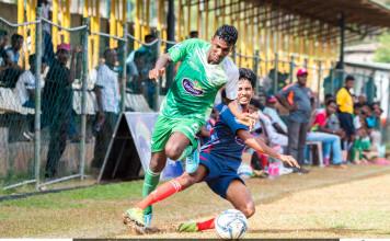 St.Henry's v Maris Stella - Schools Football 2016 - QF3