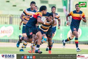 St Peters College vs Trinity College
