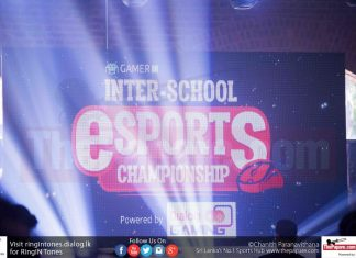 Dialog Gaming Inter School e-Sports Championship Day 01