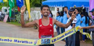 17th LSR Colombo Marathon 2017