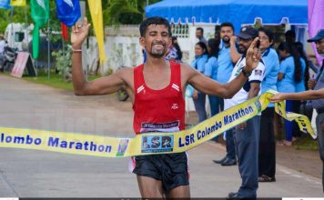 17th LSR Colombo Marathon 2017
