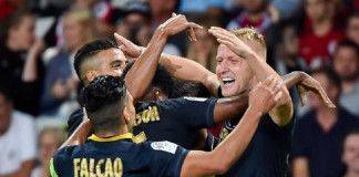 Monaco vs Paris St Germain