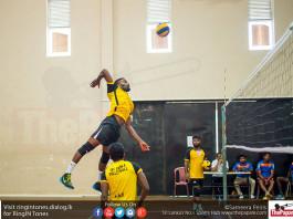 SL men's VB first two match