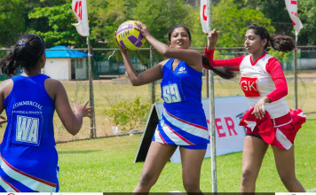 Mercantile Netball League 2016 - (Day 1)
