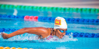 South Asian Aquatic Championship 2016 - Final Day