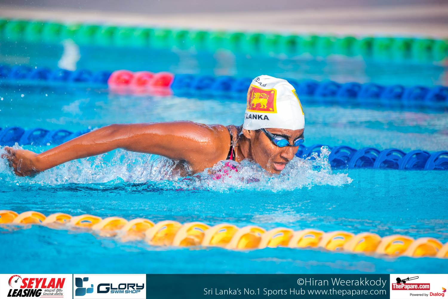 South Asian Aquatic Championship 2016 - Final Day