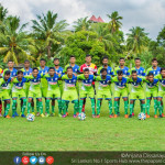 Sri Lanka National Football Squad Practice Session (Solidarity Cup)