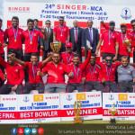MCA Premier T20 tournament Final 2016