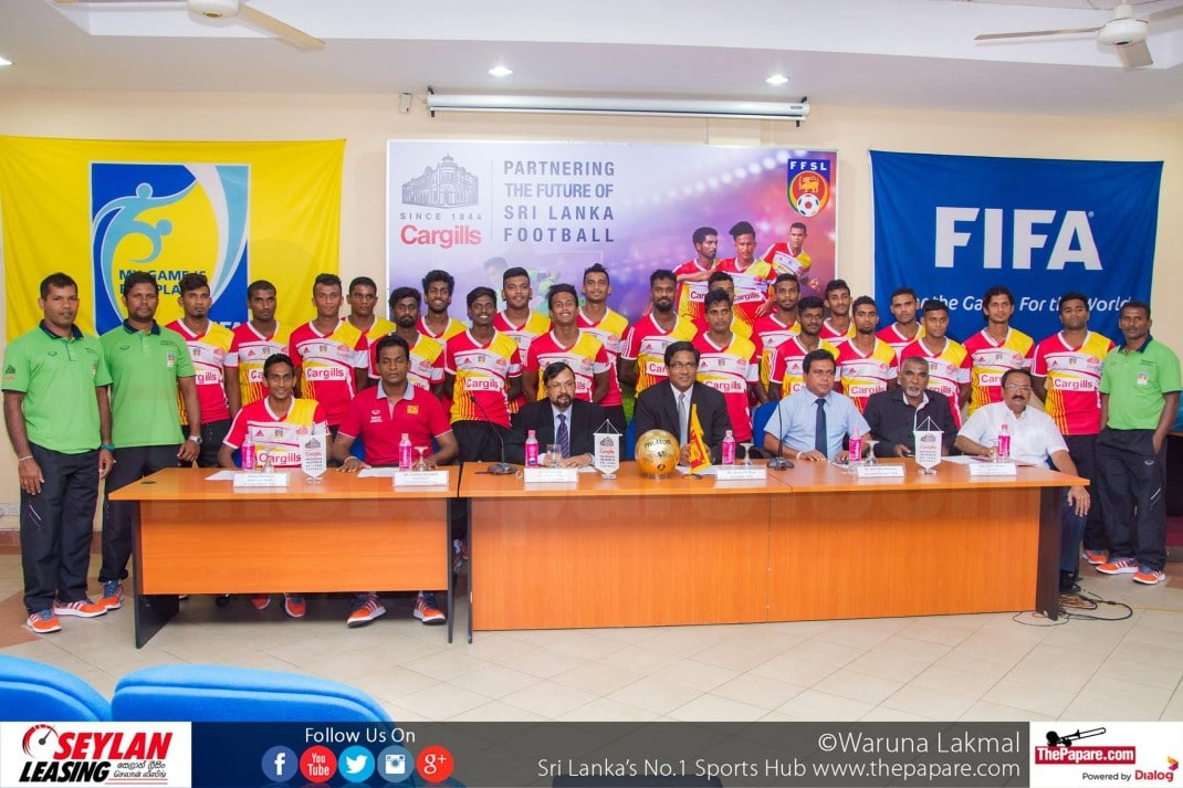 AFC Solidarity Cup (Malaysia 2016) - Press Conference
