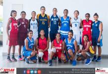 U18 Girls Basketball Team