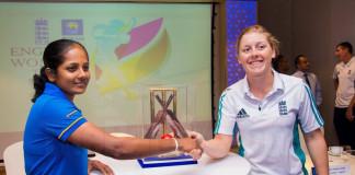 England Women's Tour of Sri Lanka -Press Conference