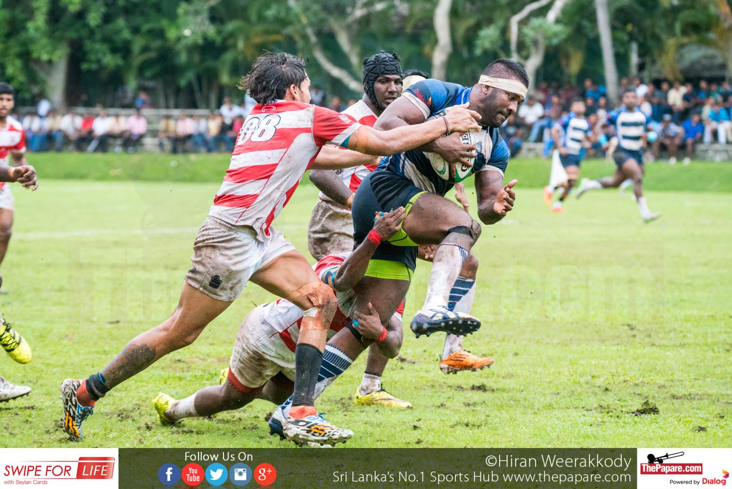 Navy SC v CH & FC - Dialog Rugby League