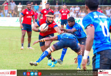Air Force SC v CR & FC - Dialog Rugby League