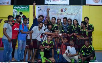 Mercantile Futsal Championship 2016
