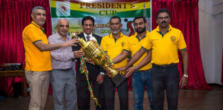 President's Cup 2017 - (Launch Ceremony)
