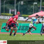 Sri Lanka Vs Hong Kong - Asia U19 Rugby