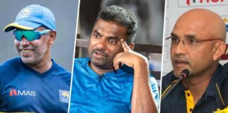 Sri Lanka 1996 World Cup stars