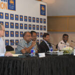Sri Lanka Cricket Media Conference