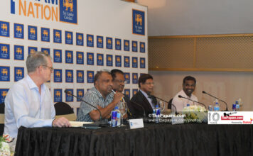Sri Lanka Cricket Media Conference