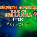 1st T20I Preview