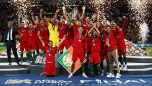 UEFA Nations League 2018/19 Winners - Portugal