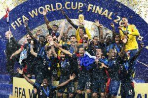 2018 FIFA World Cup Winners - France
