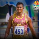 Commonwealth Games; Sampath Ranasinghe to Javelin finals