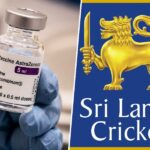 Covid vaccination program for SL Cricketers
