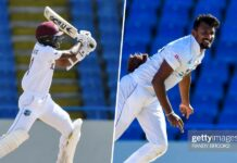 Sri Lanka tour of West Indies, 2021