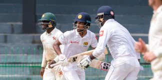 Zimbabwe vs Sri Lanka Test
