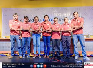 Sri Lanka Olympians 1st press conference