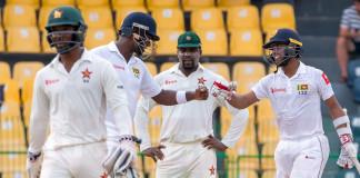 SriLanka vs Zimbabwe