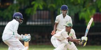Isipathana & Mahanama defy bad weather to record wins